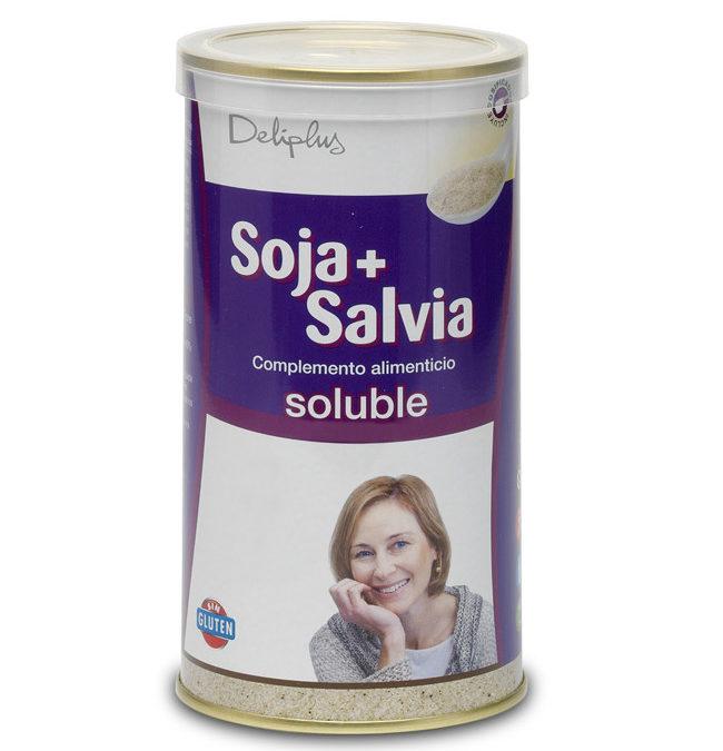 Soluble Soya + Sage