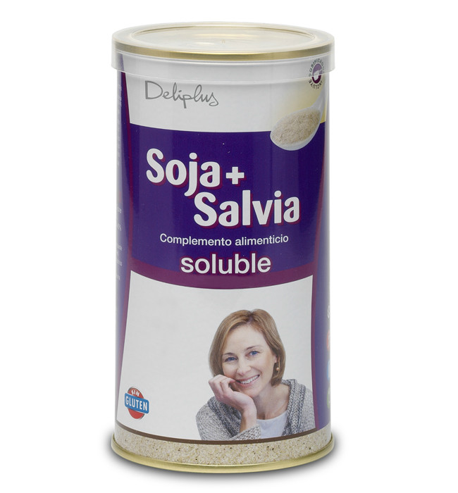 Soja + Salvia Soluble