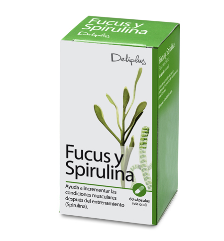Fucus and Spirulina